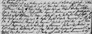 Sak om uordener i Kroken 1814