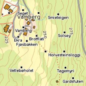 Stadnamn Vamberg
