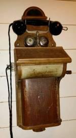 Telefon nr 1 - telefon modell 1918