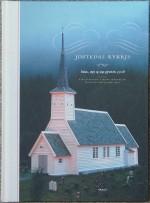 Jostedal kyrkje 350 år - omslag