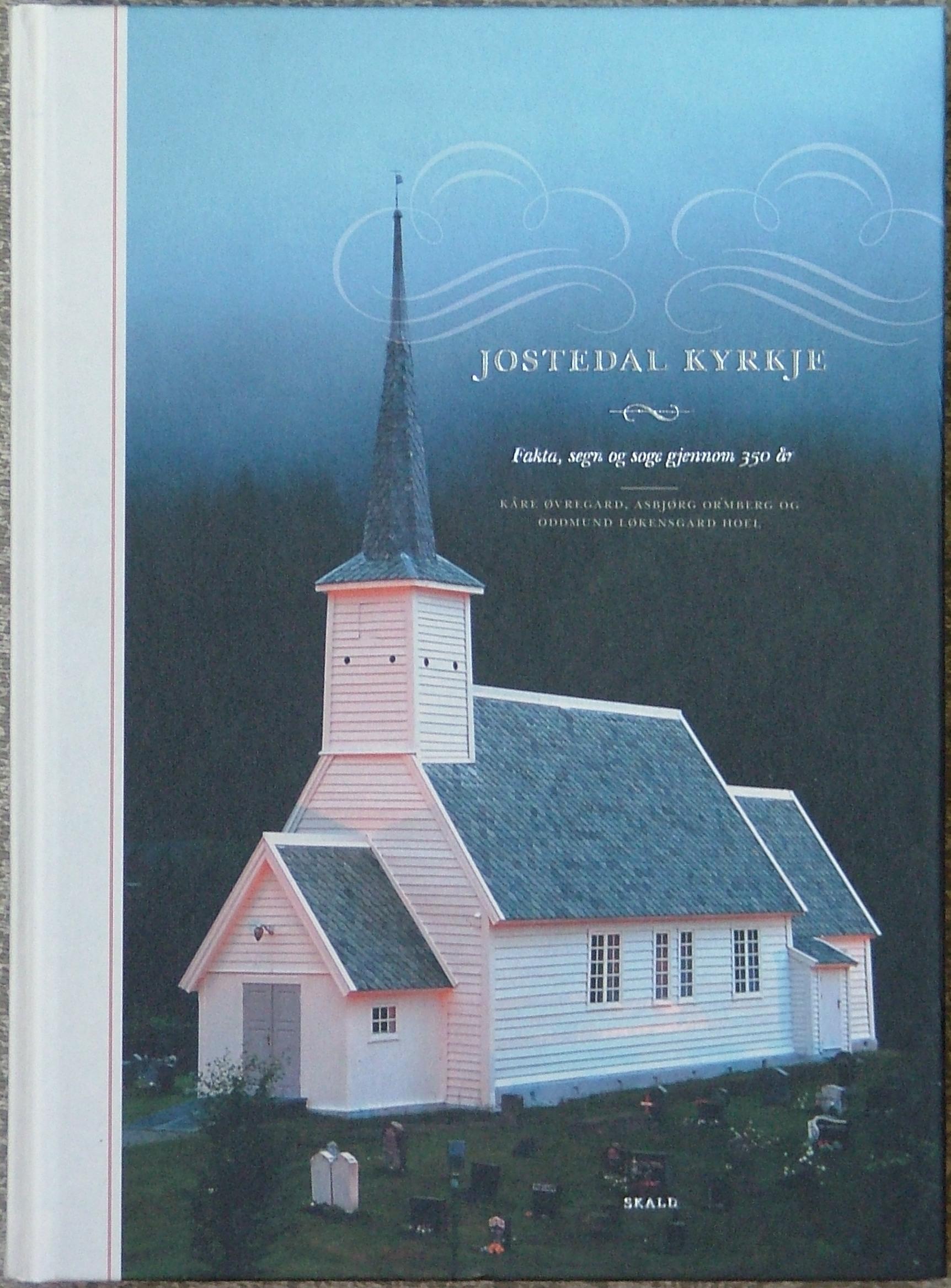 Omslag kyrkjebok