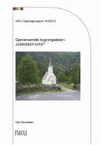 Framside - Gjenanvendte bygningsdeler i Jostedalen kirke?